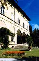 Scorcio Villa Vignocchi