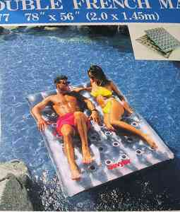 Sevylor 36 pocket twin air mattress